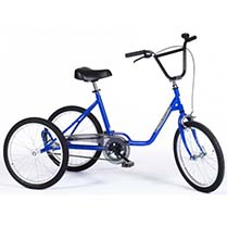 Tricycle enfant/adulte tonicross basic